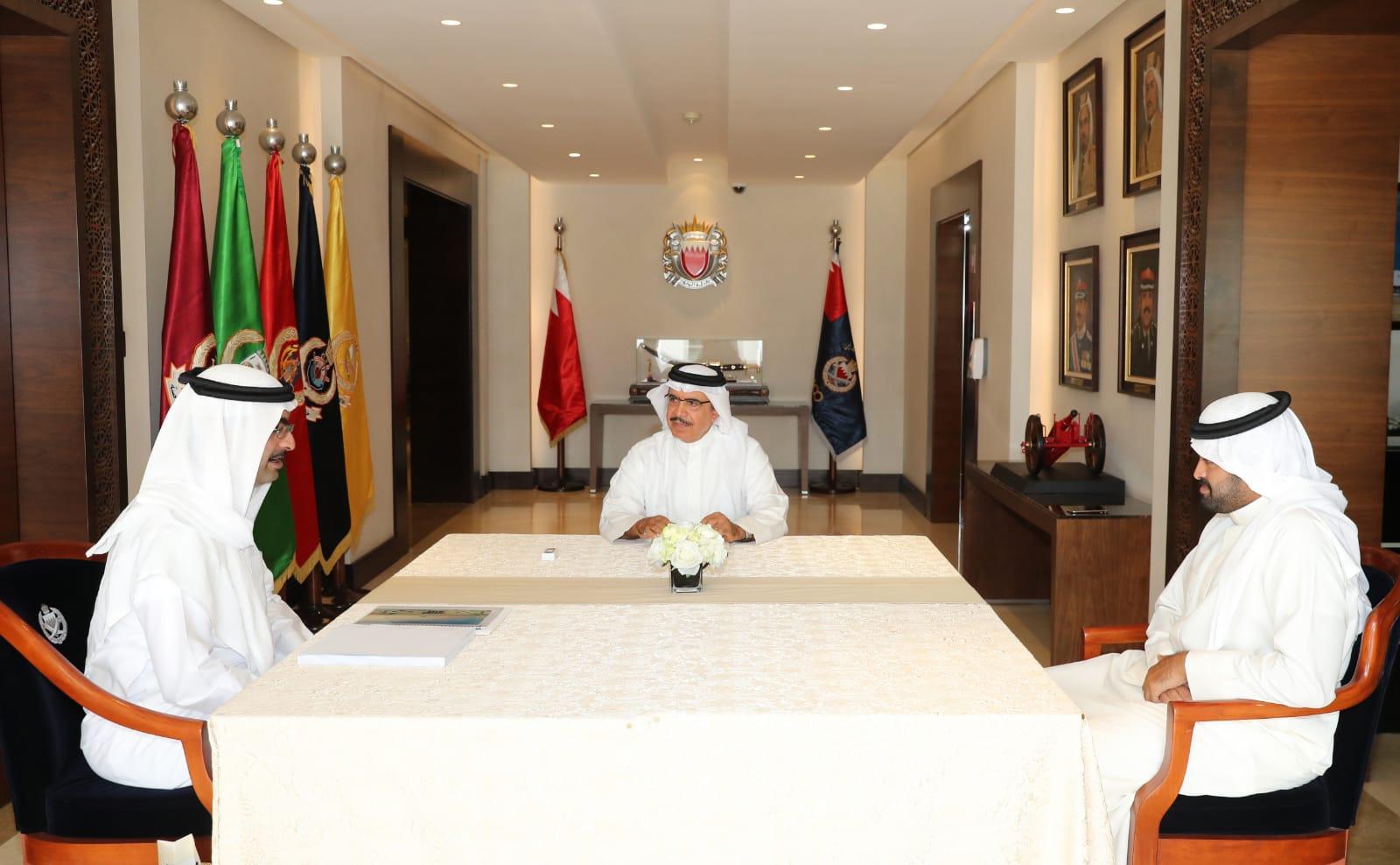 وزير الداخلية يستقبل محافظ الجنوبية ويطلع على تقرير سير المشاريع الخدمية والبرامج التي تنفذها المحافظة
